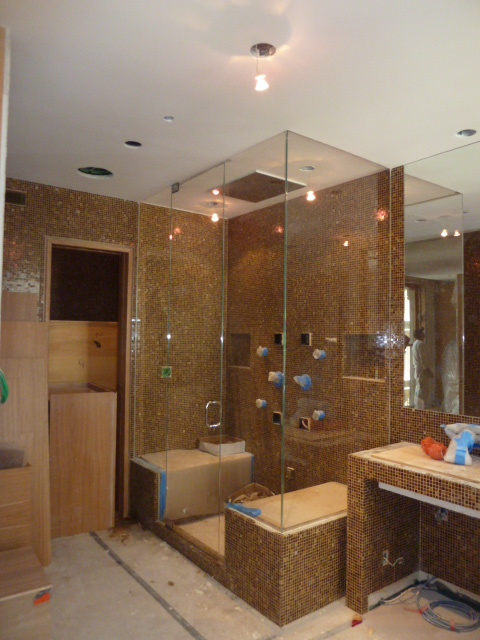 Custom Shower Enclosures at Our New York, NY Window Treatment Store