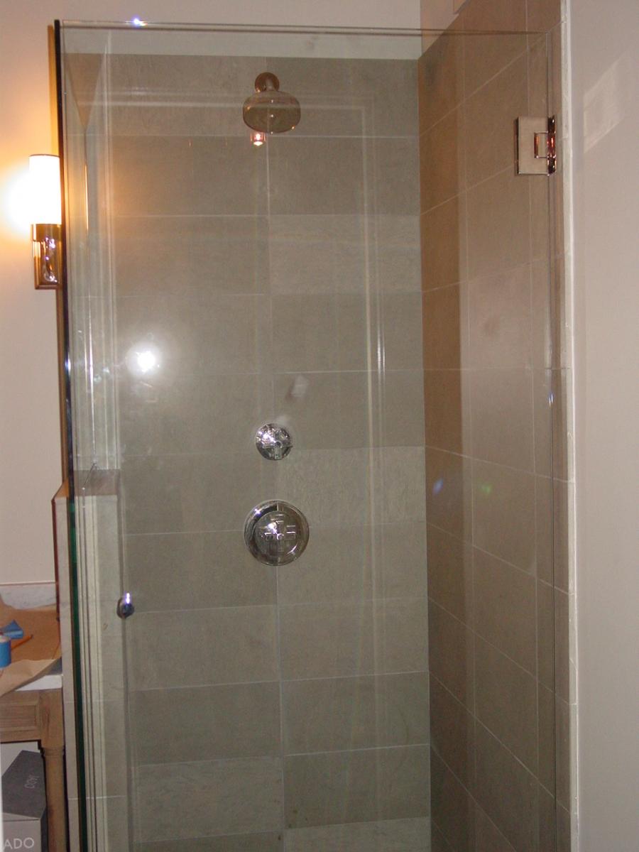 Custom Shower Doors » Strachman