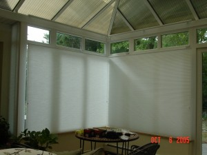 Hunter Douglas Duettes Top Down Bottom Up with Ultra Glide