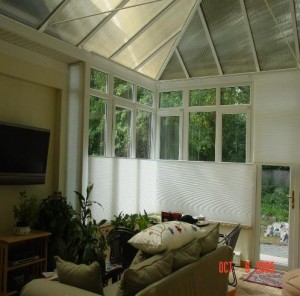 Hunter Douglas Duettes Top Down Bottomwith Ultra Glide Up