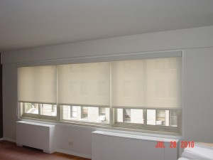 Phifer SheerWeave Solar Shades