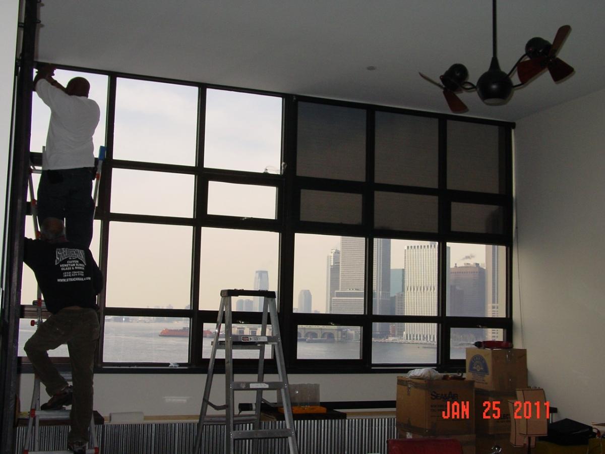 Shop For Custom Hunter Douglas Window Treatments In New